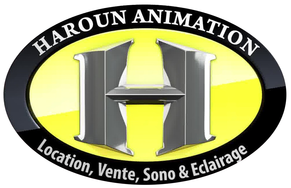 logo haroun animation